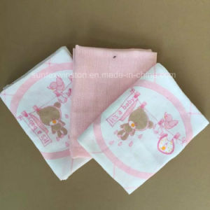 100% Cotton Tetra Baby Diaper pictures & photos