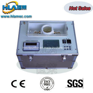 80/100kv Transformer Oil Automatic Dielectric Strength Tester pictures & photos