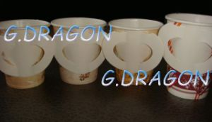 1.5-32 Ounce Hot Beverage Paper Cups and Lids (PC002) pictures & photos