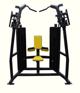 Gym Equipment / Fitness Equipment / Hammer Machine/ Front Pulldown (H-9) pictures & photos