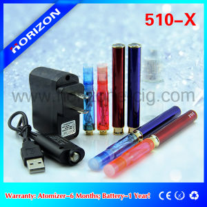 2013 Hot Selling E-Cig, 510-X Electronic Cigarette, Battery
