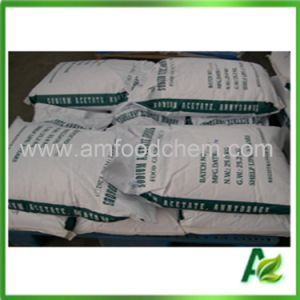 High Quality Fccv Food Grade Sodium Acetate Anhydrous pictures & photos