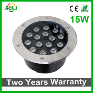 Project Outdoor 15W Single Color LED Underground Light pictures & photos