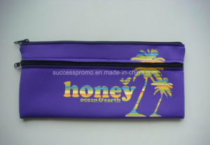 Custom Neoprene Pencil Case, Pencil Bag for Gift pictures & photos