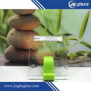 4mm -8mm 15mm Pattern Tempered Building Glass with CCC/SGS/Ce pictures & photos