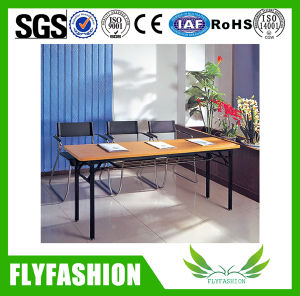 Wooden Office Desk Training Desk for Three Person (SF-06F) pictures & photos