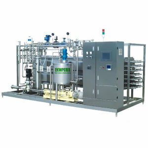 Uht Tubular Pasteurizer / Tunnel Pasteurizer for Juice / Beverage pictures & photos