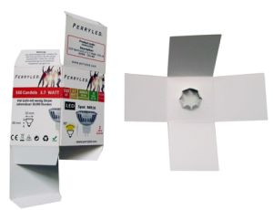 Custom Printed Boxes for LED