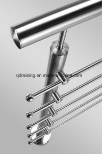 Stainless Steel Balustrade and Posts for Outdoor Handrails pictures & photos