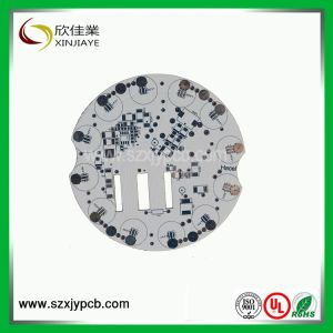 Electronics 1.6mm Round LED PCB pictures & photos