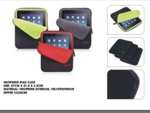 Custom Waterproof Neoprene Sleeve for iPad pictures & photos