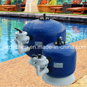 High Rate Swimming Pool Sand Filter- Side Mount Series