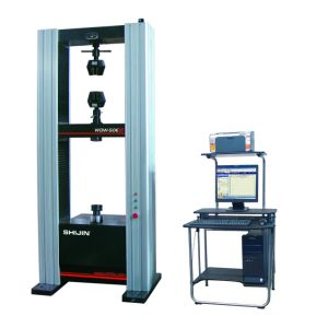 Electronic Universal Testing Machine WDW-50E pictures & photos