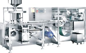 Dph-220/260 High Speed Blister Packing Machine pictures & photos