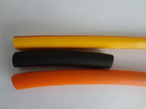 PVC & Rubber Double Layer Hose for Natural Gas & LPG pictures & photos