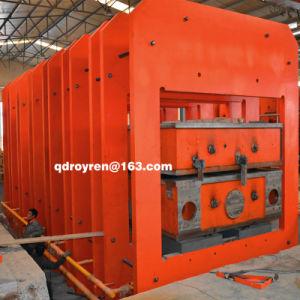 Fully-Automatic Rubber Vulcanizing Machine / Rubber Curing Press / Rubber Vulcanizing Press / Plate Vulcanizing Press / Laboratory Rubber Vulcanizer pictures & photos