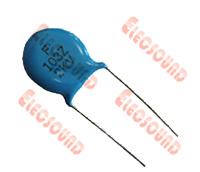 Disc Ceramic Capacitor High Voltage Npo, X7r, SL