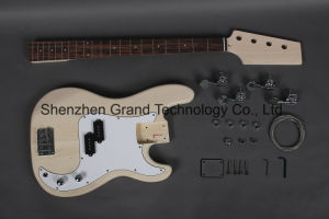 OEM ODM Electric Guitar Bass Kit with Ash Body (A29) pictures & photos