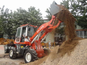 1.5t Small Loader ZL15G with Euro Iii Engine