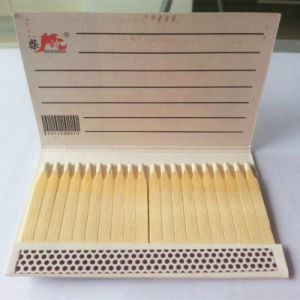 Craft Color Book Household Wooden Match pictures & photos