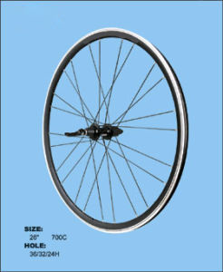 Bicycle/Bike/E-Bike Steel/Alloy/Aluminium/Titanium/Carbon Fibre Rim/Wheel