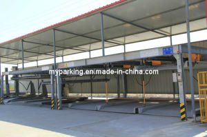 Lift Sliding Rain Awning Mechanical Parking System