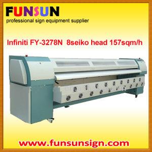 Infiniti Fy3278n High Speed PVC Banner Printing Machine (8 Seiko head 157sqm/h) pictures & photos