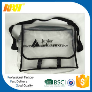 High Quality Promotion PVC Shoulder Bag pictures & photos
