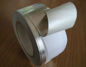 Fireproof Fiberglass Mesh Cloth Tape pictures & photos