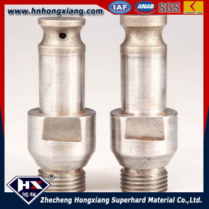 High Quality Diamond Arris Router Bit for Glass pictures & photos