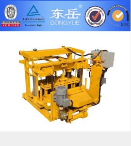 Qt40-3A Sand Cement Brick Machine, Cement Brick Making Machine pictures & photos