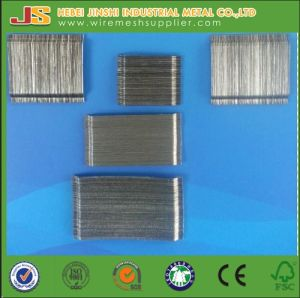 Cheap Price Glued End Hooked Steel Fiber pictures & photos
