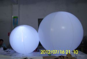 PVC Helium Inflatable Balloon