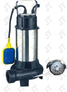 Sewage Pump (JV1100DF) with CE Approved pictures & photos
