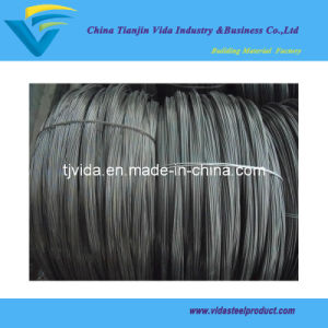 High Carbon High Tensile Strength Black Wire 65# pictures & photos