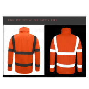 Winter Professional Outdoor Work Clothes (QF586) pictures & photos