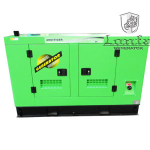 Factory Direct Sales 20kVA Super Silent Water Cooled Diesel Generators pictures & photos