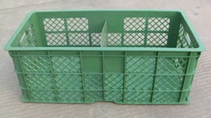 660X335X255mm Plastic Basket with Partition Wall HD-B pictures & photos
