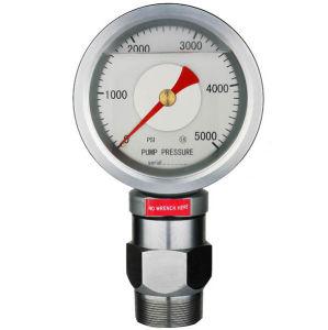 Mud Pump Pressure Meter (YK150) pictures & photos