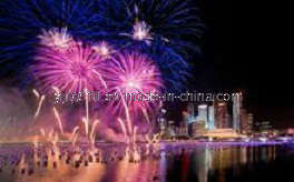 Atomized Aluminium Powders for Fireworks