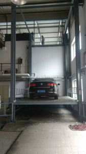 3.5 Ton Hydraulic Four Post Car Lift (SJD) pictures & photos