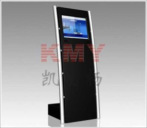 Super Slim Touchscreen Information Inquiry Kiosk pictures & photos