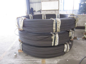 55CrSi (SAE9254) Oil Tempered Spring Steel Wire pictures & photos