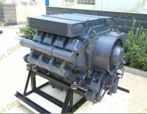 Deutz F8l413fw Diesel Engine. Low Pollution Engine!