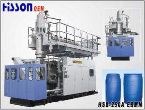 250L Barrel Extrusion Blow Molding Machine Hsb-250A pictures & photos