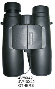 High Quality Dcf Binoculars Water Resistance (4V/8X42) pictures & photos