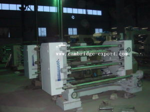PE Plastic Film Slitting and Rewinding Machine
