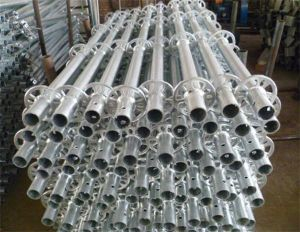 Galvanized HDG Ringlock Scaffold for Sale pictures & photos