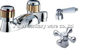 "4""High Quality Bathroom Faucet (E-09-3) pictures & photos"