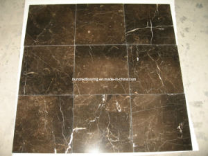 Chinese Brown Marble St. Laurent pictures & photos